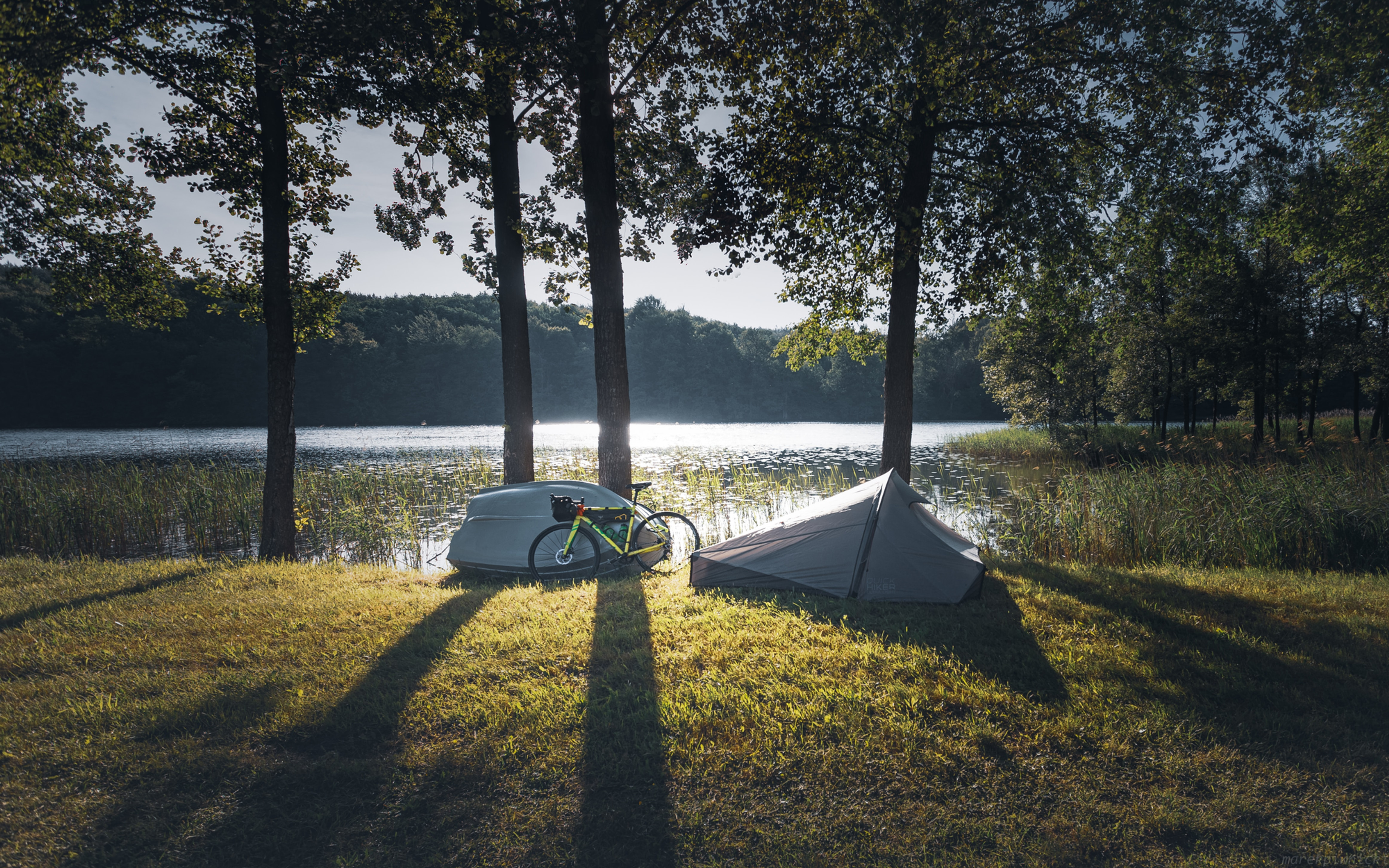 Rural Wilderness camping