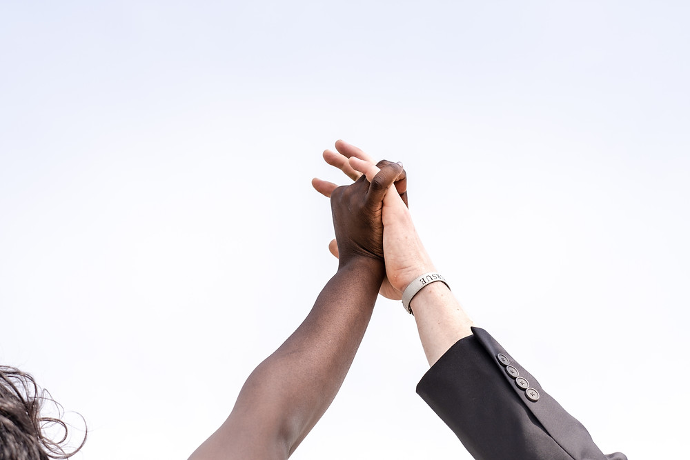 With a high-five, high achievers celebrate success through therapy for high-performers and women with anxiety in Denver, CO. Catalyss Counseling provides treatment for depression in Colorado through online therapy in Colorado and in person counseling in the Englewood and Denver area 80209 and 80210