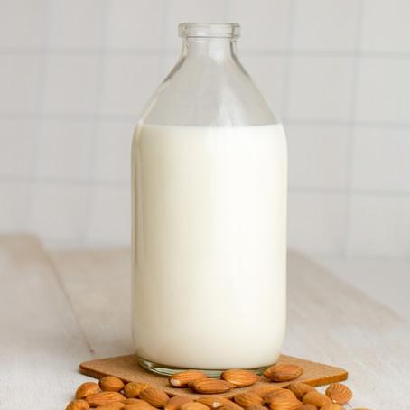 Plant-Based Swaps: Almond Milk
