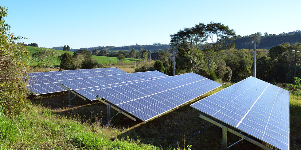 WEBINAR: Community Energy Projects