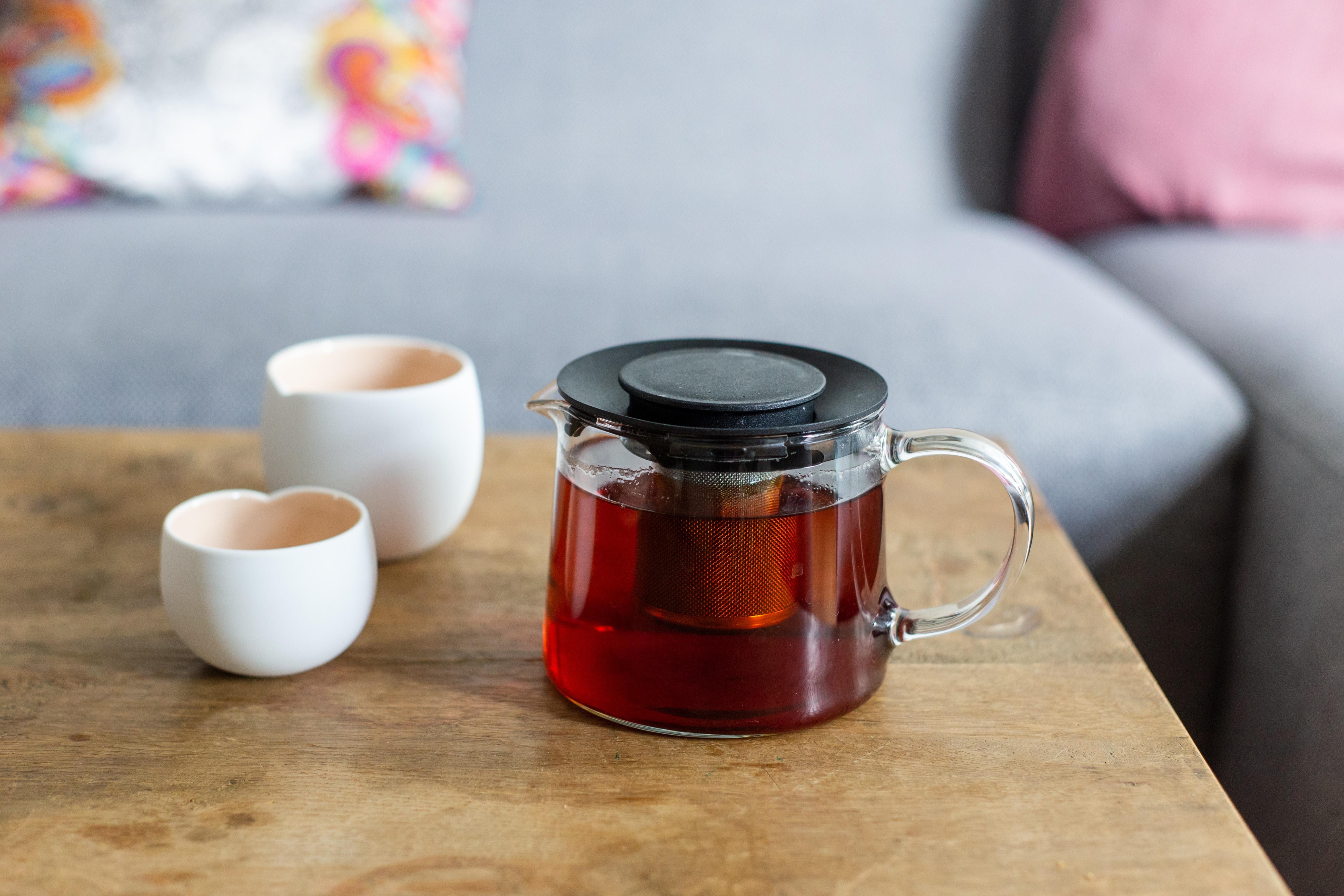 Group Tea Sampling