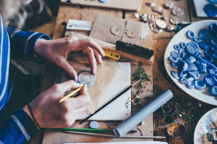 crafting business for income