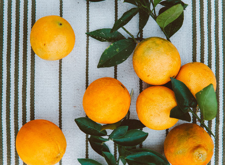 Citrus Fruits & Emotional Support