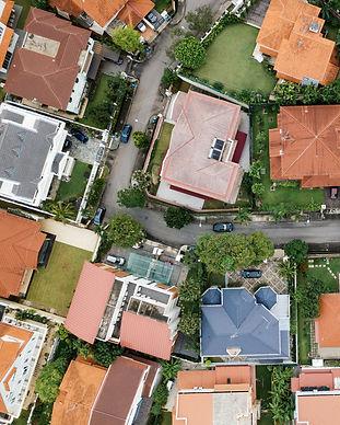 images aériennes pour la promotion de vos biens immobiliers