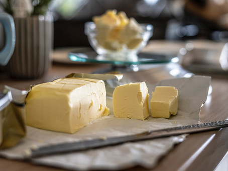 Eating butter... and other tips for finding flexible work