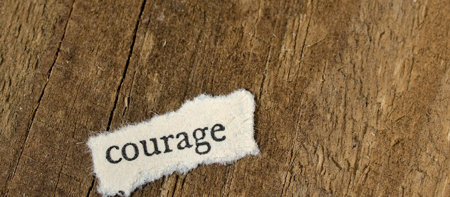 Overcome the 3 Roadblocks to Living Courageously