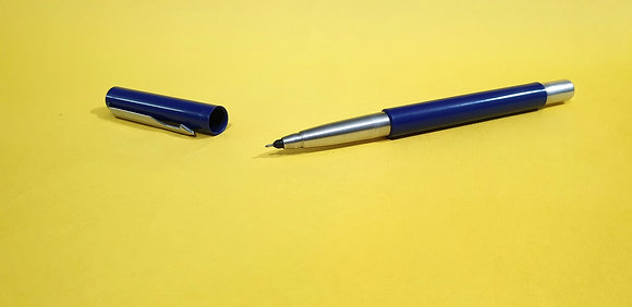 Metal personalised pen