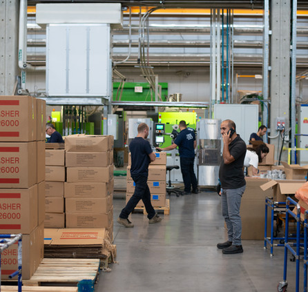 Increase in UK manufacturing to cause ripple effect on warehouse demand