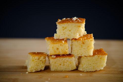PLAIN Corn Bread - Side