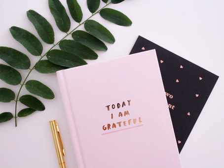 The time when we need gratitude the most