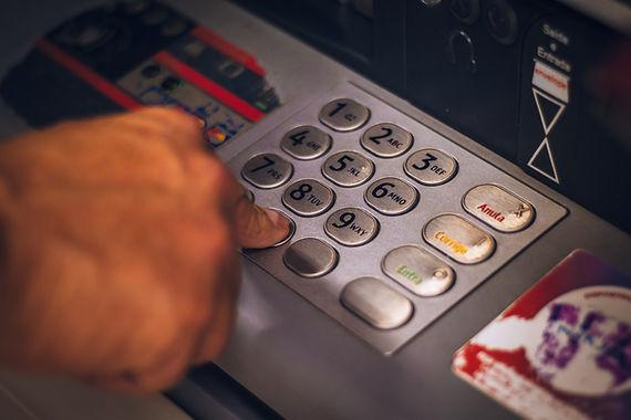 ATMs in Loreto, Loreto, ATMs, map