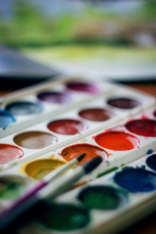 Water Color Magic! M