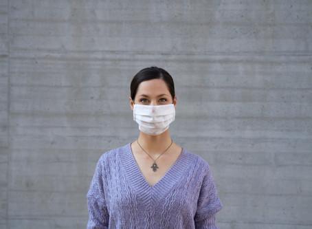 'My Teacher is Wearing a Face Shield' Social Story