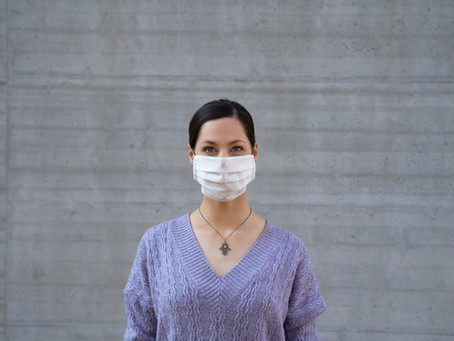 'My Teacher is Wearing a Face Shield' Social Story
