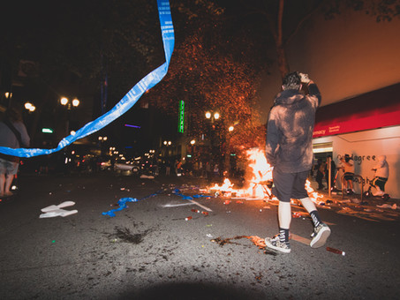 Commercial Insurance Coverage for Damages from Civil Unrest