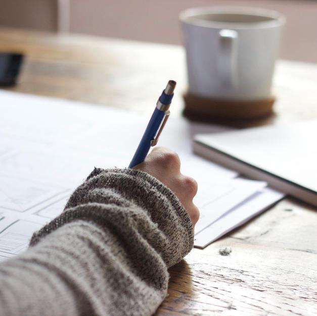 schrijven & tekenen
