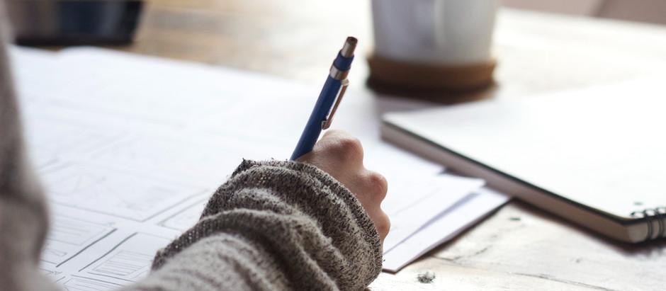 ¿Es posible escribir en pleno encierro? Sí