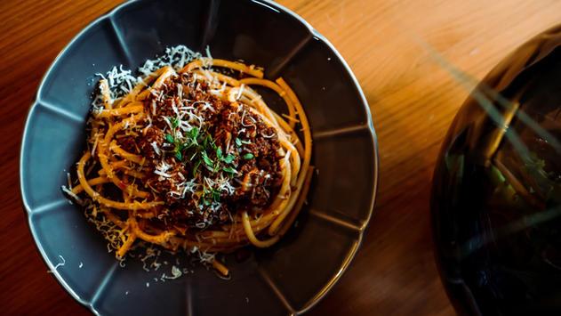 Tasty Twosome Spaghetti Bolognese