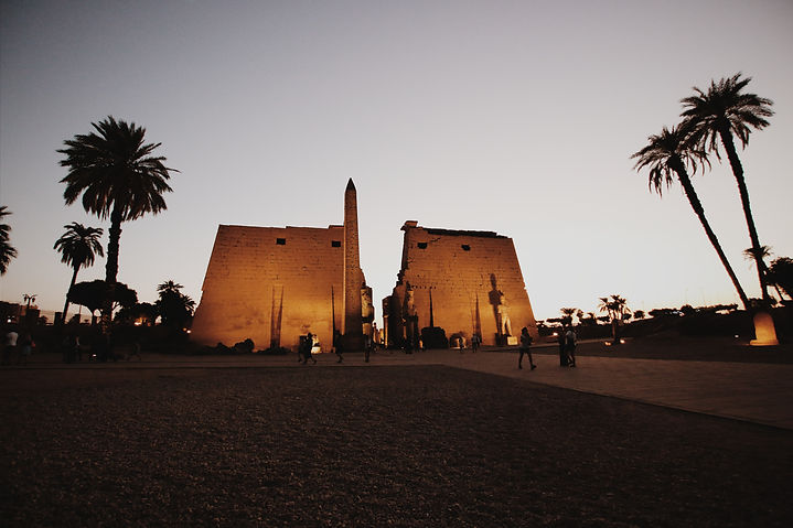 Luxor Overnight Tour From Hurghada