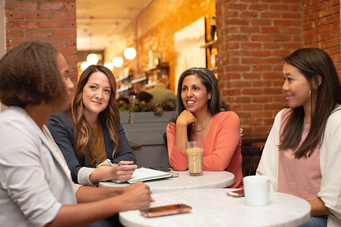 Intentional Networking Workshop & Happy Hour