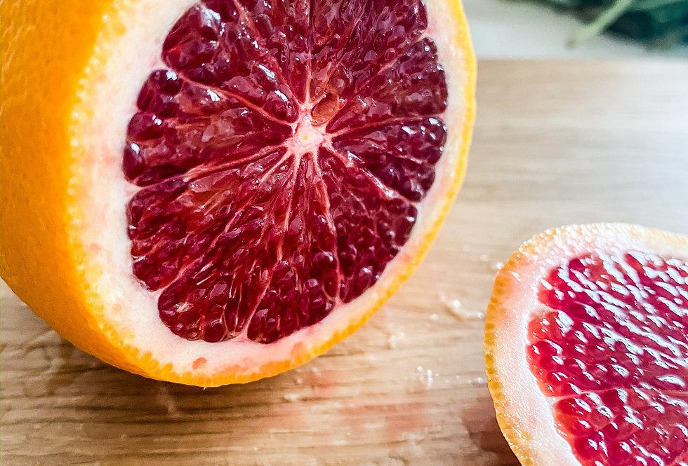 Red Grapefruit & Sugarcane