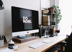 Finding Balance Between Home & Work