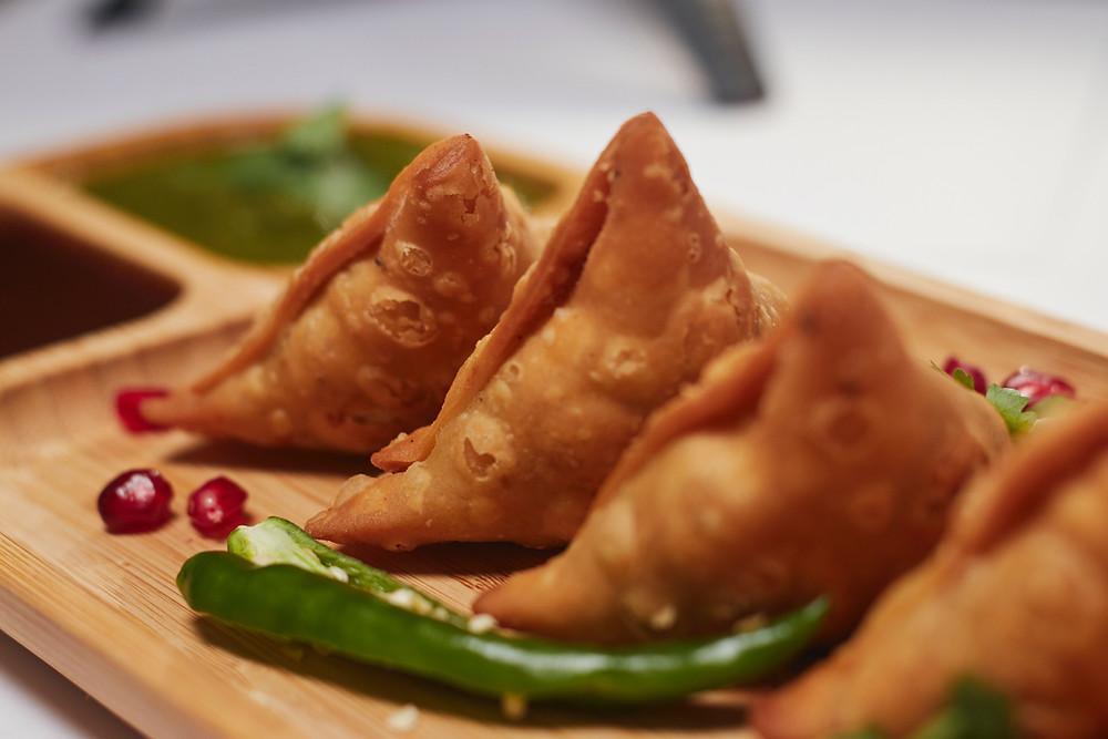 Samosa อาหารอินเดียสุดอร่อย