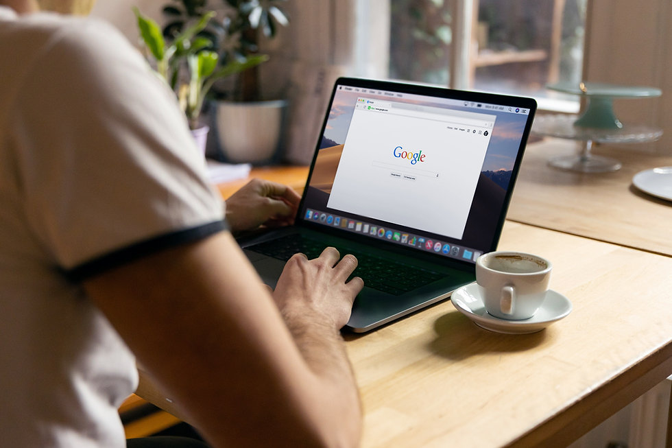 google search computer