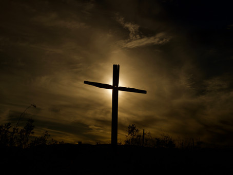 HOLY WEEK REFLECTIONS – GOOD FRIDAY – PART 1