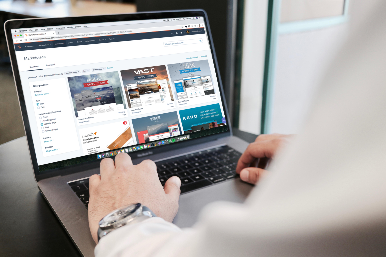 Sesiones diseña tu página web