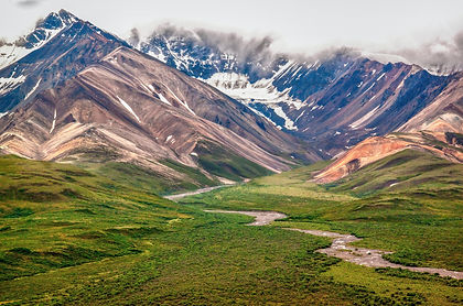 This two-week camping trip takes you all the highlights Alaska has to offer.  From the trails of Denali to the peaks of Wrangell-St Elias NP you travel past stunning glaciers to Valdez.  Next you join a  wildlife viewing cruise around Resurrection Bay and the Alaska Maritime National Wildlife Refuge before taking a float plane into the Big River Lakes area to see grizzlies in their natural habitat.