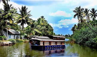 Backwaters of Kerala - Kumarakom