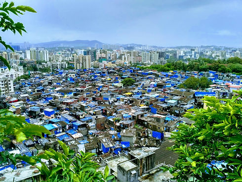 Dharavi slum in Mumbai, India (4)