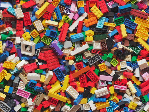 The Squalor of Lego