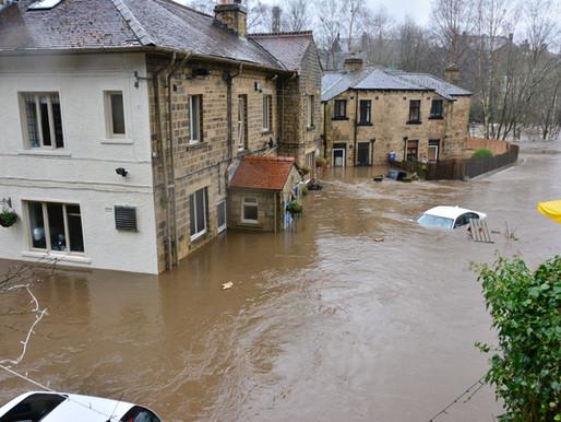 Votre maison est sous eau. Que faire ?