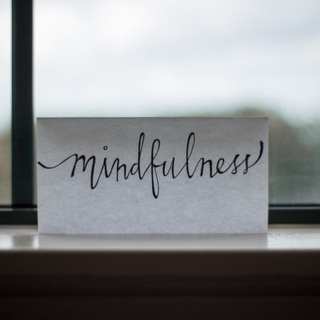 Sunday Inspiration: Can a Christian Practice Mindfulness?