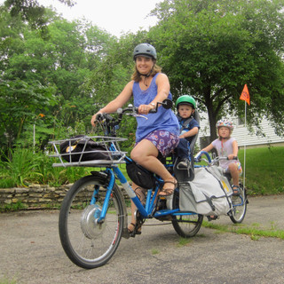 Cycle with your family!