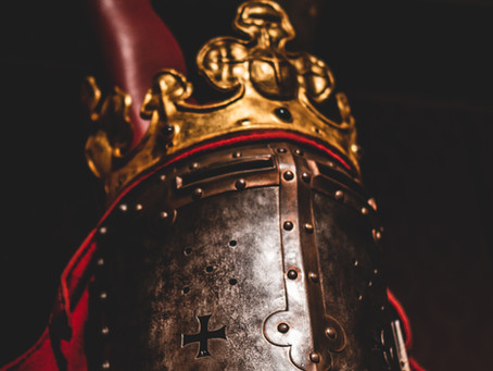 Waking with The Word | Ephesians 6: 17 | The Helmet of Salvation