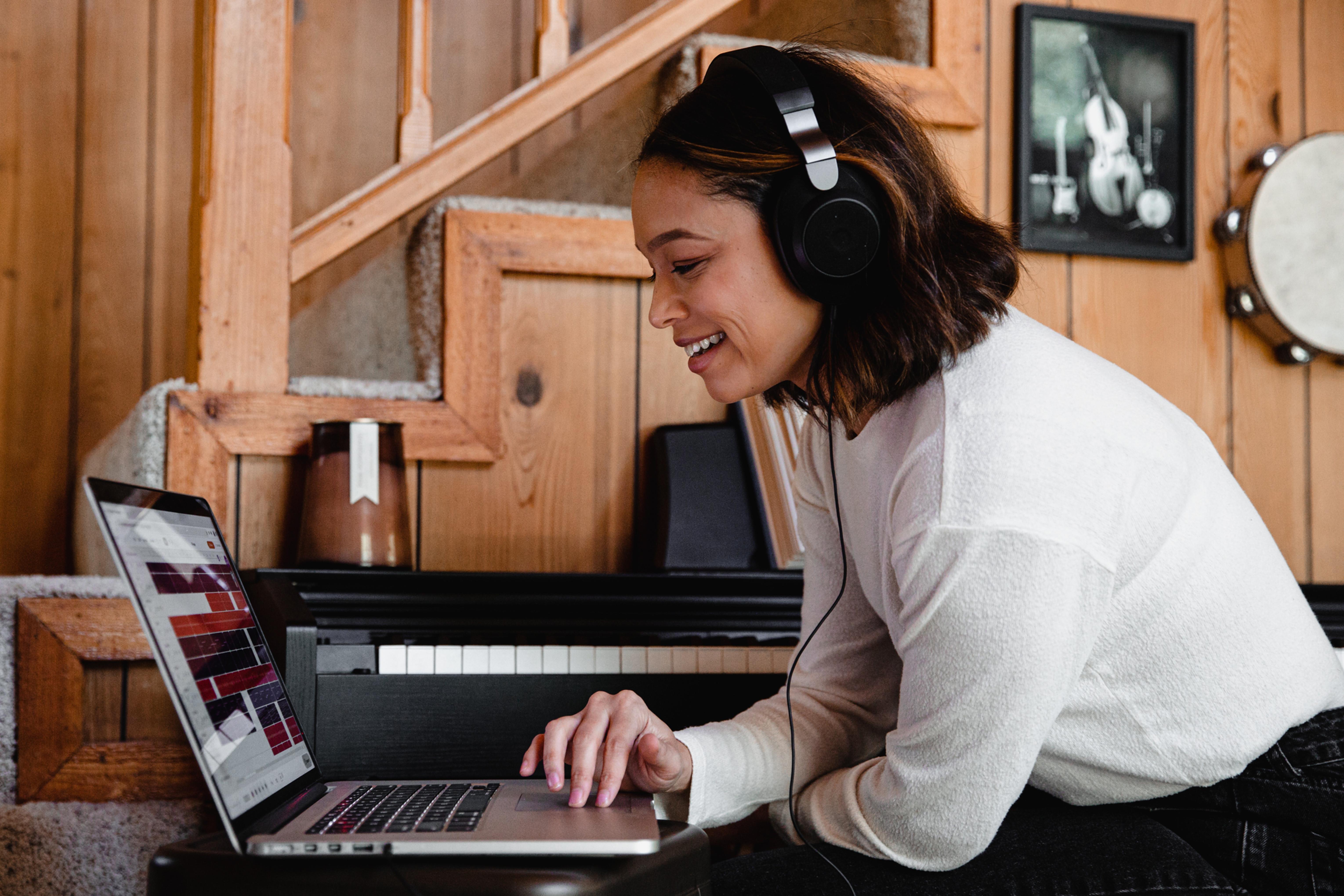Voice lesson (online)