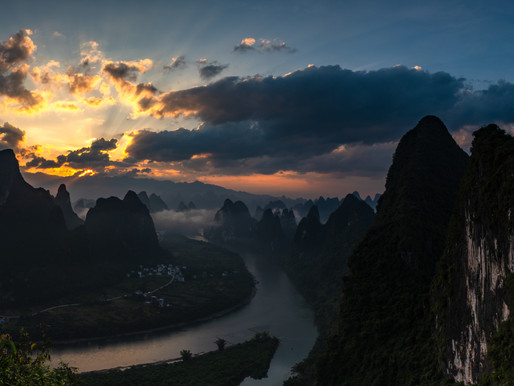 Yangshuo: Shopping, Biking, Hiking and More.