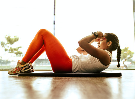 Quick At-Home Workouts To Get Real Results