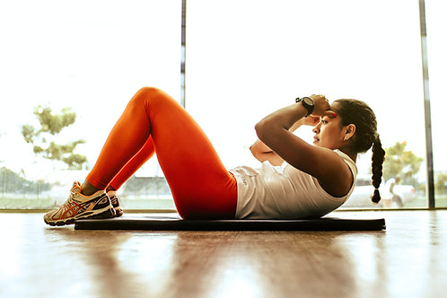 Online Fitness Program and Support