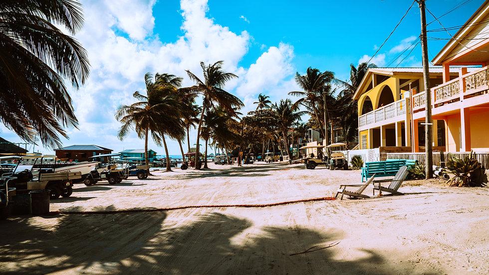 Belize Concierge Package