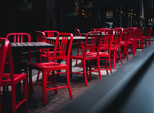 Temporary Outdoor Seating Application for Sanford/Springvale Restaurants