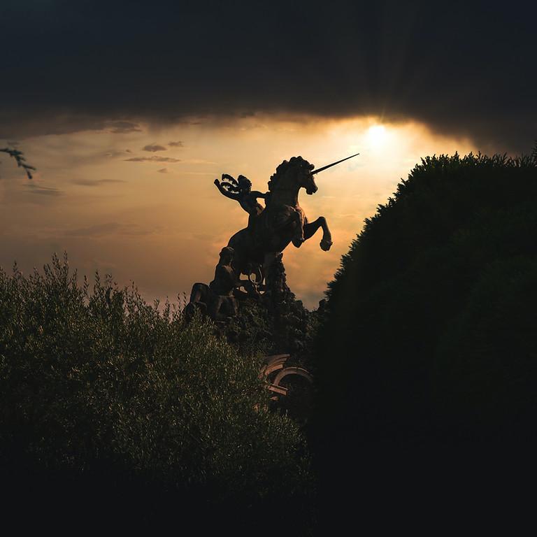 神聖獨角獸—連繫及療癒課程