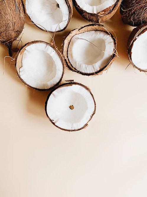 Noix de coco bio / à la pièce