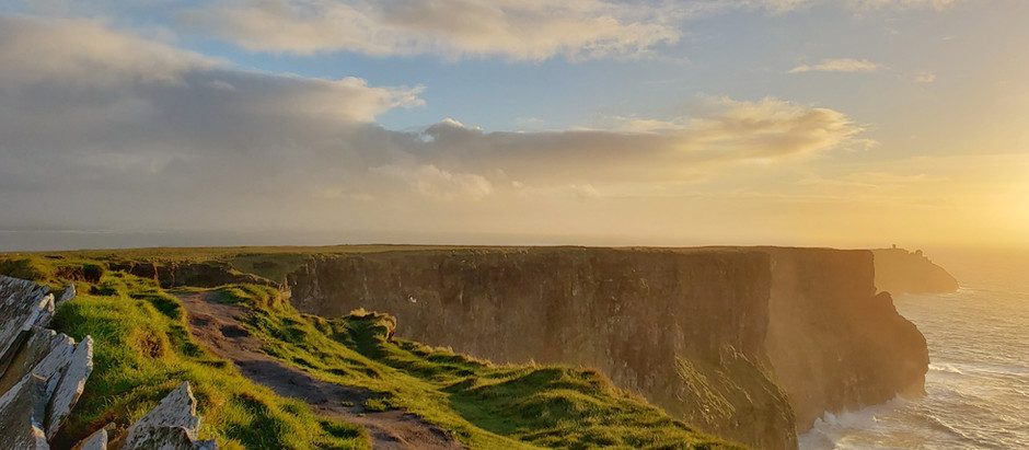 Ireland's Wild Atlantic Way Awaits