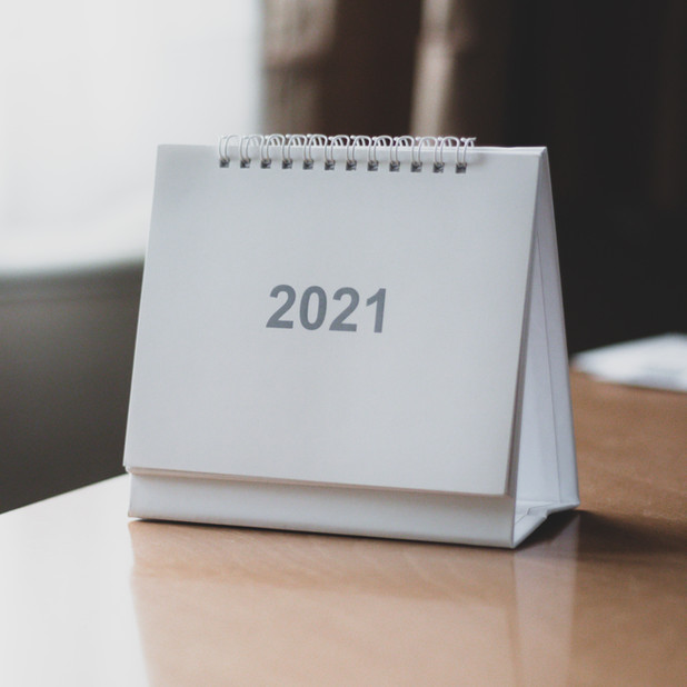 2021 Holiday Closures