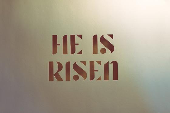 """Sermon: """"He is Risen!"""""""