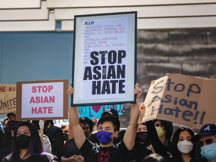 Capital Region Stands Up to AAPI Hate